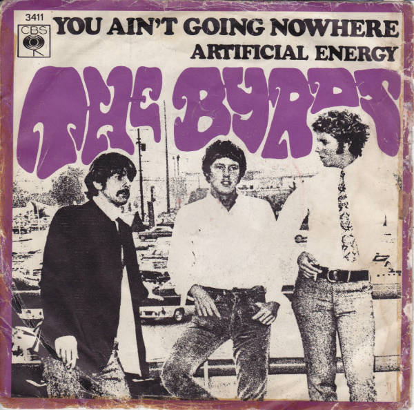 """The Byrds - """"You Ain't Goin' Nowhere"""" (1968)"""
