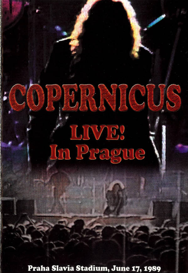Copernicus Live! In Prague! 1989 DVD (2011)