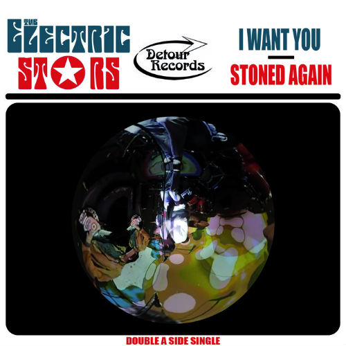 "The Electric Stars - ""I Want You"" / ""Stoned"" (2012)"