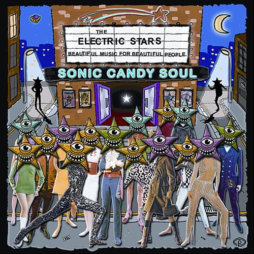 The Electric Stars - Sonic Candy Soul (2012)