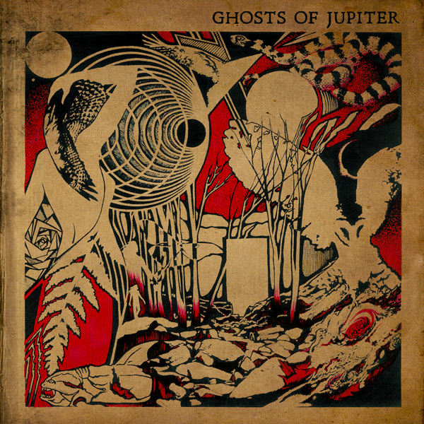 'Ghosts of Jupiter' album (2011)