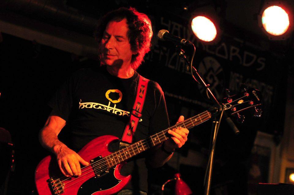 Ade Shaw (bass)