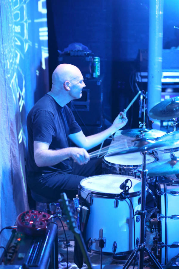 Dave Pearce (drums)