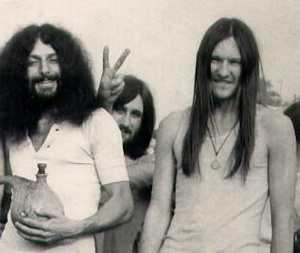 Ade & Rod Gooway (1972)