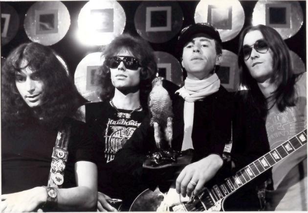 Marc Bolan show - 1977