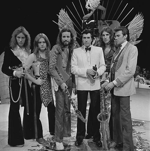Roxy Music ca. 1973