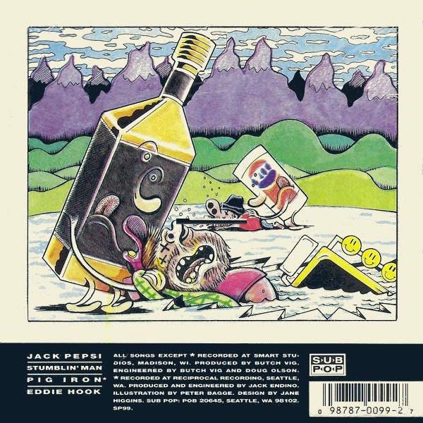 "Jack Pepsi 7"" (πίσω πλευρά)"