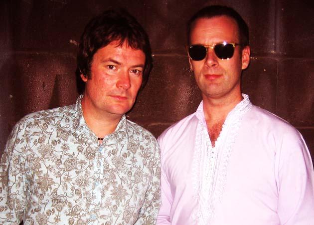 Paul & Dave