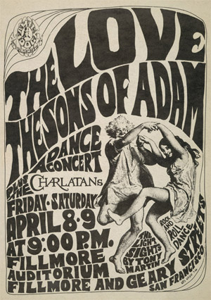 Love + The Sons of Adam poster
