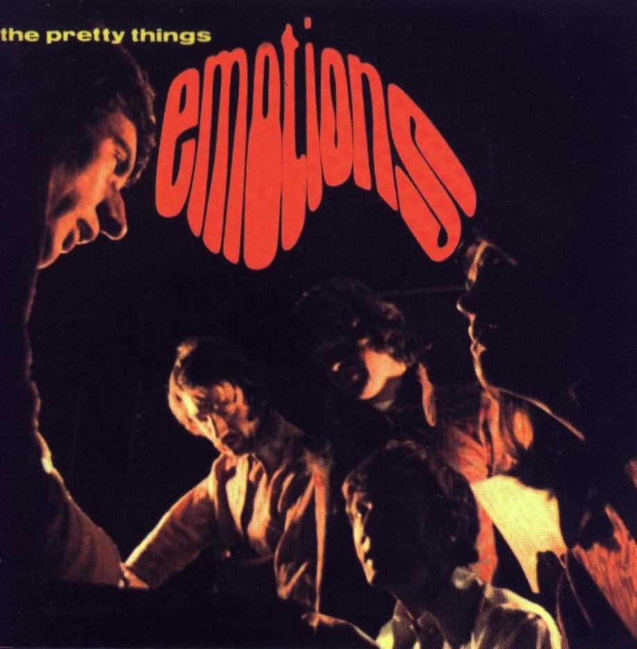 "The Pretty Things - ""Emotions"" LP (1967)"