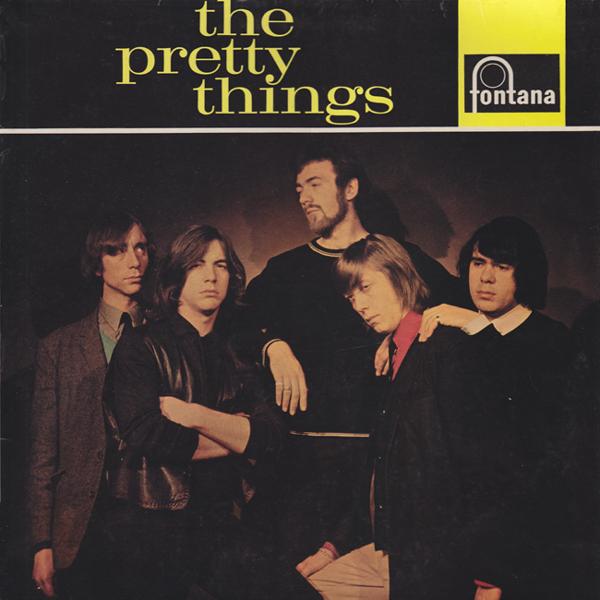 """The Pretty Things - """"The Pretty Things"""" LP (1965)"""