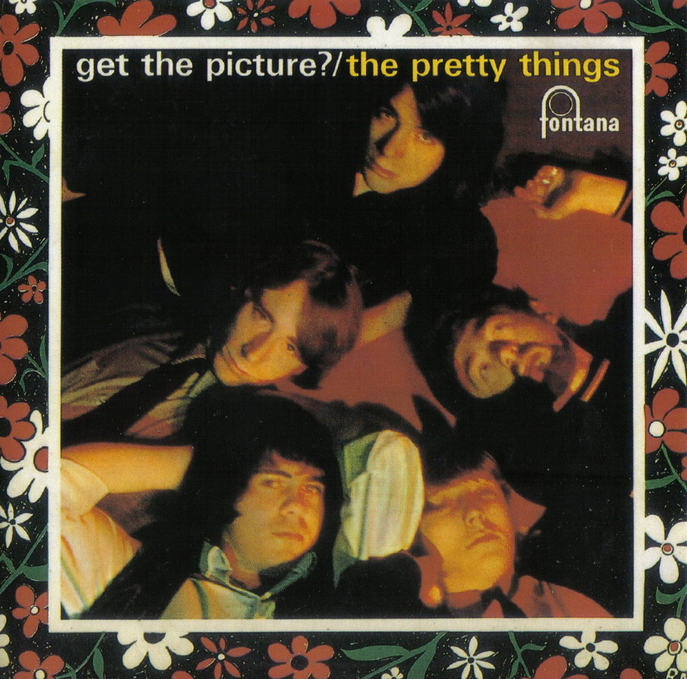 """The Pretty Things - """"Get the Picture?"""" LP (1965)"""