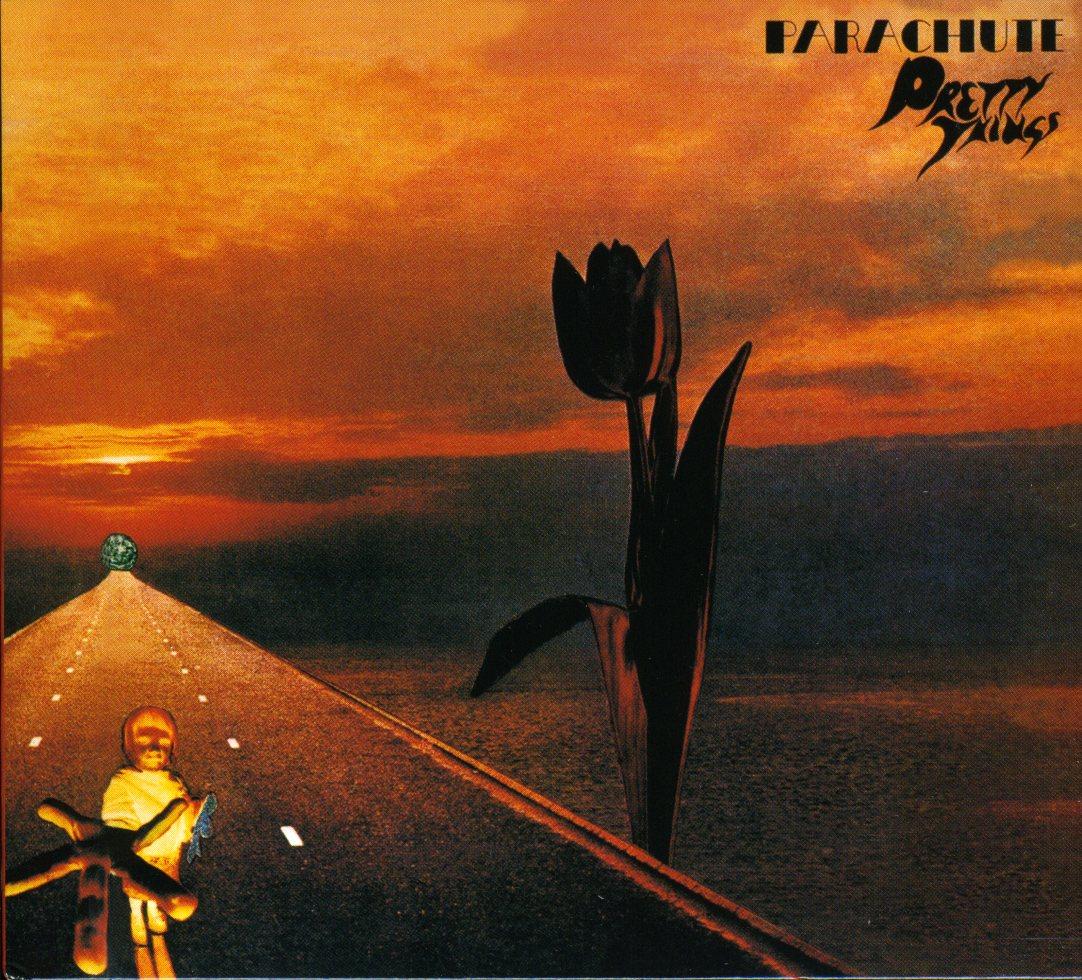 """The Pretty Things - """"Parachute"""" LP (1970)"""