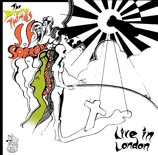 "S.F. Sorrow Live in London (Fruits de Mer 7""EP)"
