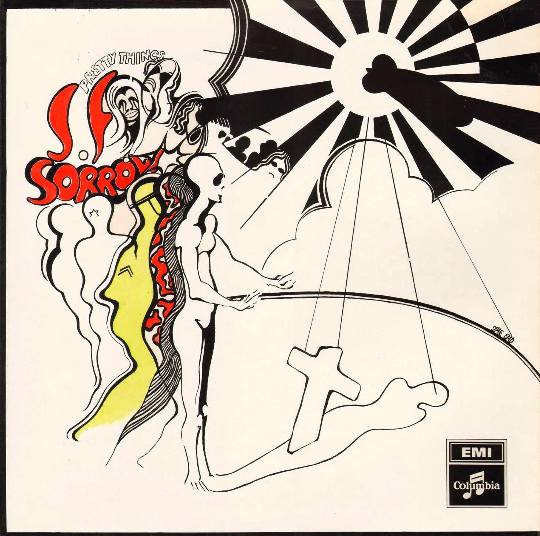 """The Pretty Things - """"S.F. Sorrow"""" LP (1968)"""