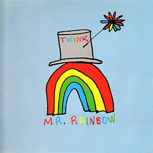 Twink - Mr. Rainbow LP (1990)