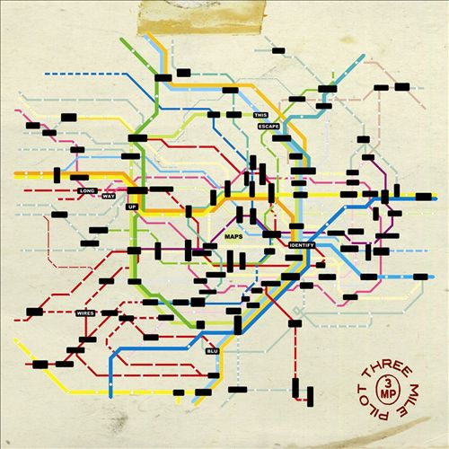 3MP - Maps EP (2012)