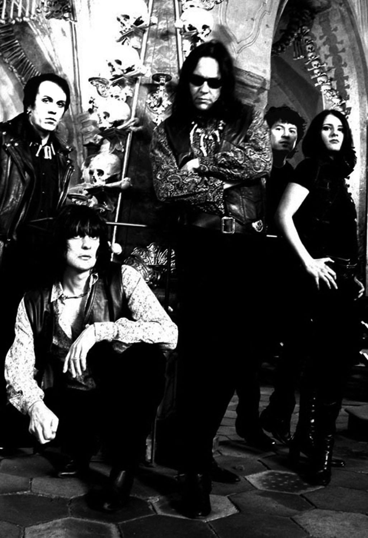 The Fuzztones 2005