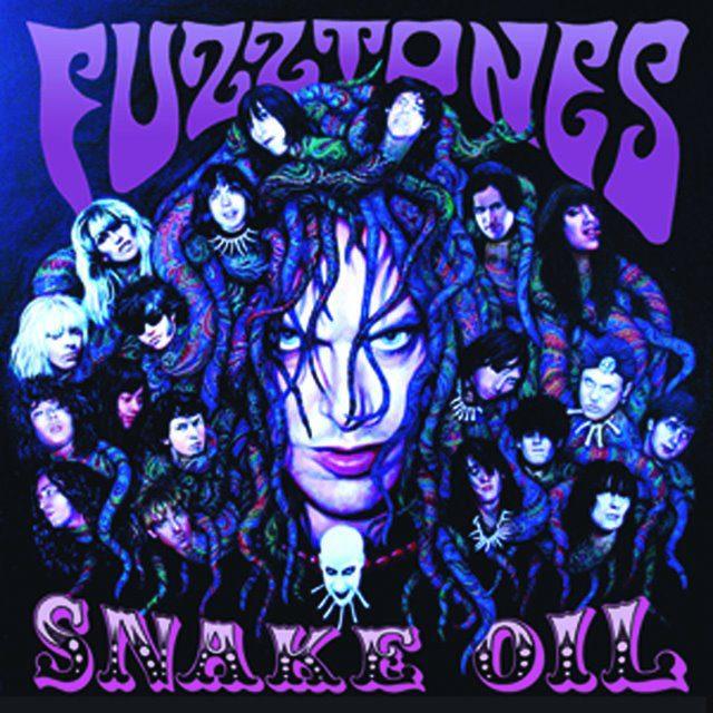 The Fuzztones: Snake Oil