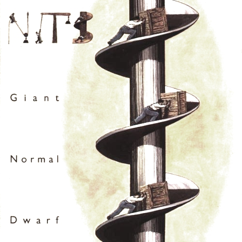 The Nits - Giant Normal Dwarf (1990)