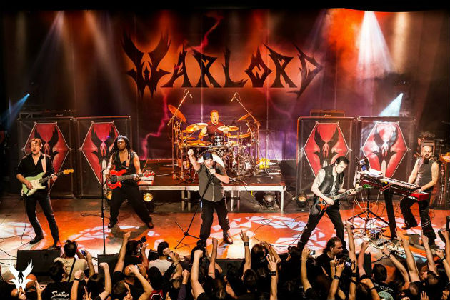 Warlord (US) live in 2013