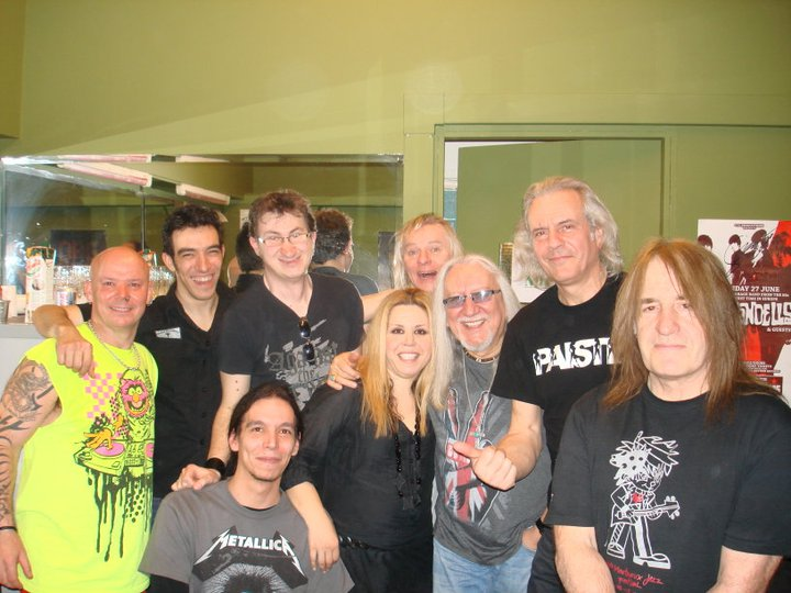 4Bitten & Uriah Heep