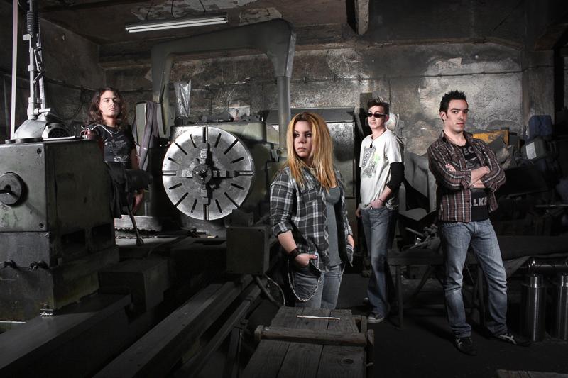 4Bitten band