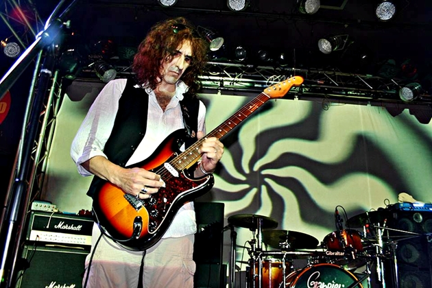 Jerry Richards (Hawklords)