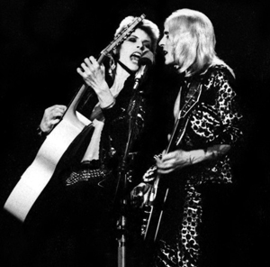 Bowie, Ronson