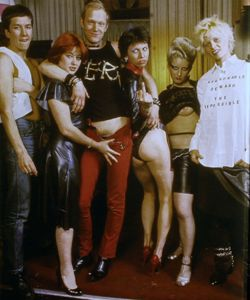 SEX models, Steve Jones