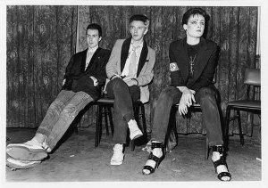 Siouxsie Sioux, Steve Severin, Sid Vicious