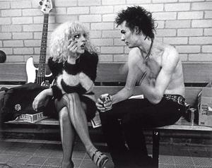 Sid Vicious, Nancy Spungen