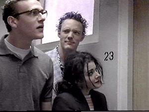 Jason Segel, Annabeth Gish, Matthew Lillard
