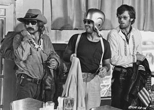 D. Hopper, J. Nicholson, P. Fonda