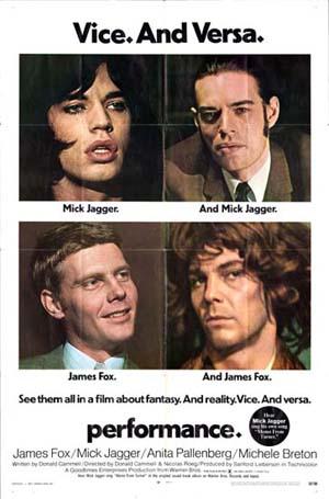 Mick Jagger, James Fox