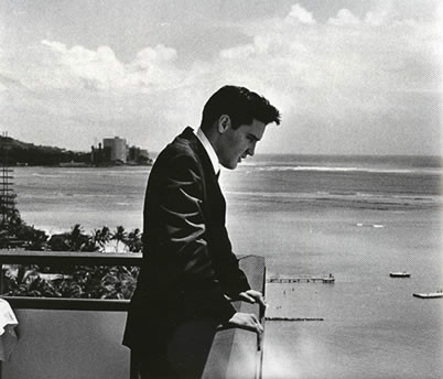 The king in 'Blue Hawaii' (1961)