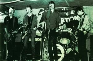 The Undertones live