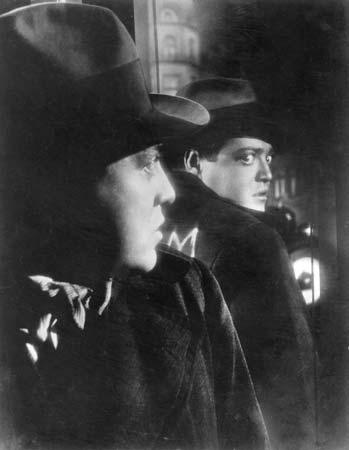 "Peter Lorre in Fritz Lang's ""M"" (1931)"