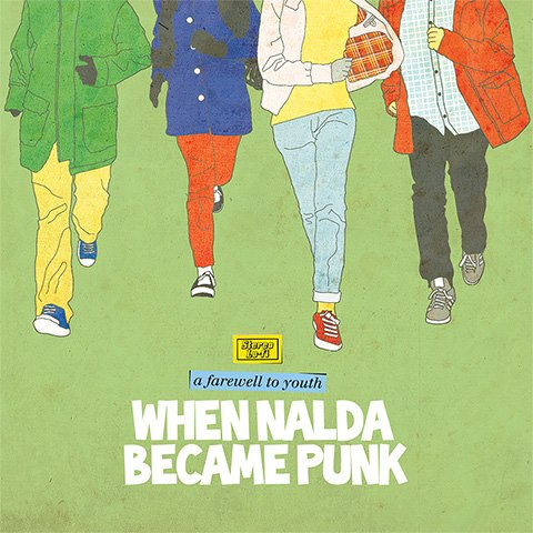 When Nalda Became Punk - A Farewell To Youth