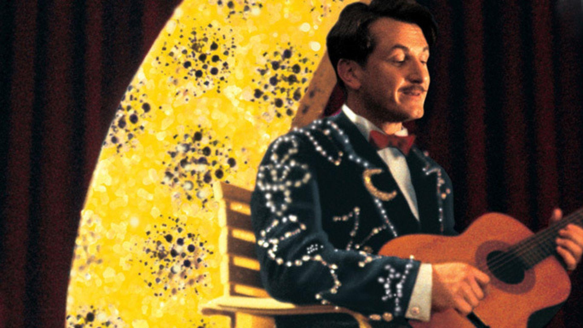 Sean Penn in 'Sweet and Lowdown'