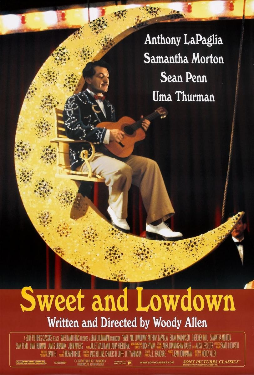'Sweet and Lowdown' poster