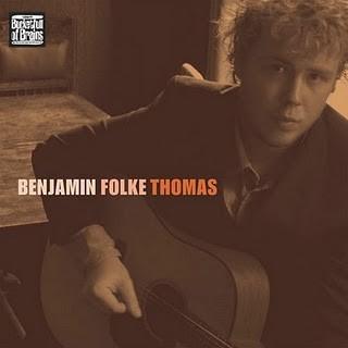 Benjamin Folke Thomas - s/t EP