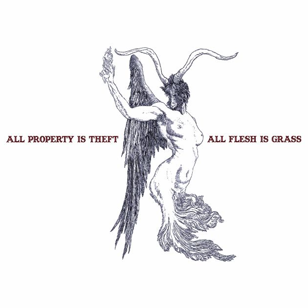 Geese - All Property is Theft, All Flesh is Grass