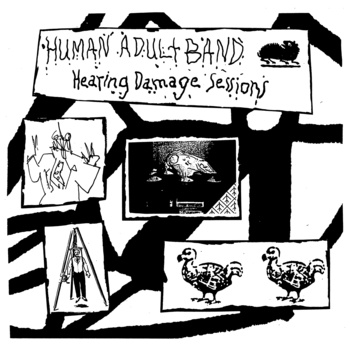 Human Adult Band - Hearing Damage Sessions