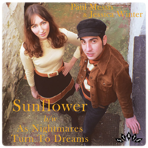 Paul Messis & Jessica Winter - Sunflower / As Nightmares Turn to Dreams