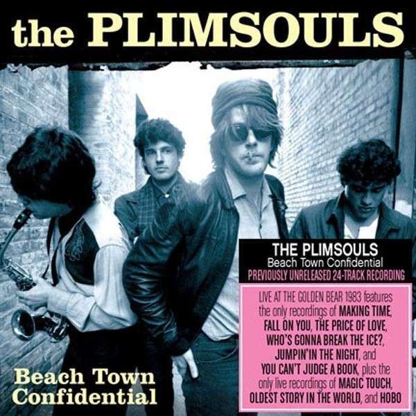 The Plimsouls - Beach Town Confidential (Live 1983)