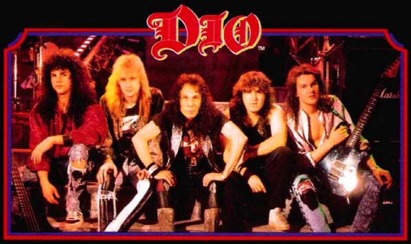 Dio, the band