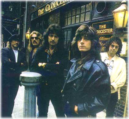 Deep Purple Mk V