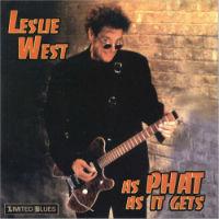 Leslie West - As Phat as it Gets