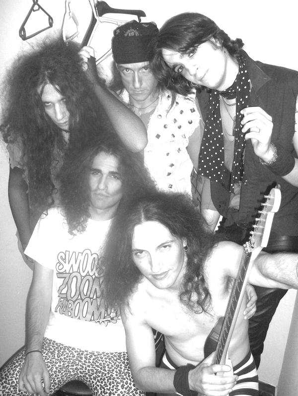 Wild Machine-Band